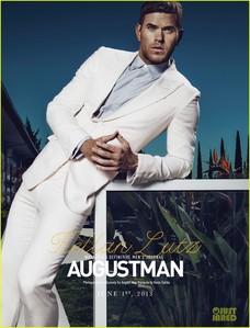 Kellan wearing white<3