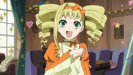 April, so Black তারকা অথবা Lizzie... Lizzie for sure, my matesprit loves Black তারকা though ouo <3