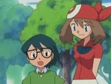May & Max~Pokemon