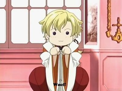 A moron of moronic levels... Tamaki-senpai... آپ rock!