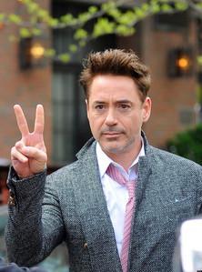 Robert Downey JR!