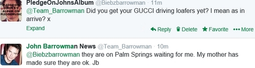 John Barrowman :)