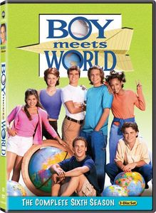 I have the entire series of Boy Meets World DVDs and many Mehr merchandise of Matthew I have.