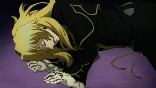 Vincent from Pandora Hearts.