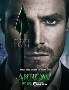 Stephen Amell,Arrow<3