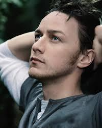 James McAvoy who was raised in Glasgow<3