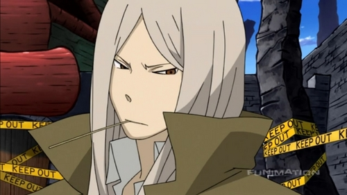 Well, if آپ [i]need[/i] it. Mifune from Soul Eater comes to mind.