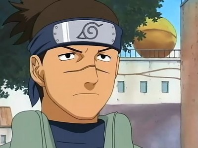 Iruka Umino From Naruto.