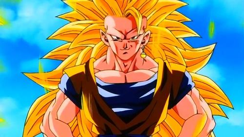 Goku Super Saiyan 3 (Dragonball Z)
