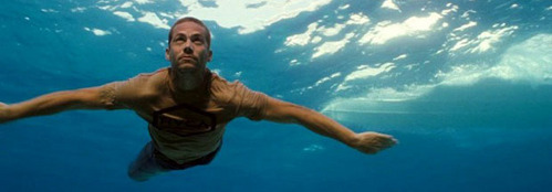 Paul swimming from Into the Blue<3