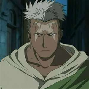 I see a sad absence of Scar from Full Metal Alchemist .