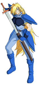 Gourry from Slayers