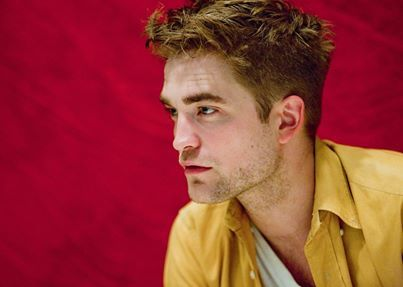 my handsome Rob in yellow<3