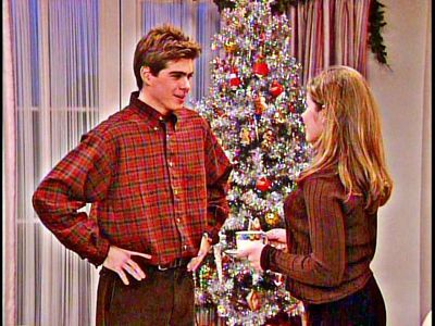 Matthew during Christmas time <33333