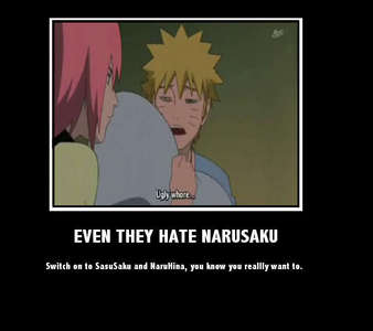 First,Narusaku is NOT good,Naruto like Sakura,that's a good point.Sakura kiss Naruto,good.But Sakura doesn't like Naruto,she love Sasuke.And Sakura is weak,she good at healing,and good at punching Naruto.She can't cook(in Road to ninja,she prove it)she is not as cute as Hinata.Her bobs are smaller than Hinata.With Naruhina,Naruto is nice to Hinata,and Hinata is nice to him too(Sakura only punch him)Hinata love him,risk her life for him twice!One is when he fight with Pein,one is when he fight with Madara and almost dead if Hinata doesn't jump in(and so Neji jump in too)and she slap Naruto and make him not giving up when Madara kill lots of people!She know how to cook,she's shy,but a true girl must to be shy,nice,kind,sweet,cute,beautiful,lovely, strong,know how to protect her self (man like that)