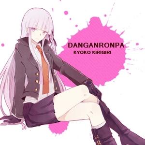 kyouko kirigiri from dangan ronpa she kicks mental butt
