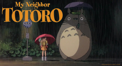 My Neighbor Tororo When I was younger, I had it on VHS and I loved it! First Anime movie I've seen (: and Von far my fave! I also Liebe Spirited Away!