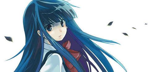 1) Rika Furude from Higurashi no Naku Koro ni *picture* 2) Misuzu Kamio from Air 3) Lucy / Nyu / Kaede from Elfen Lied 4) Shiro from Deadman Wonderland 5) Homura Akemi from Puella Magi Madoka Magica