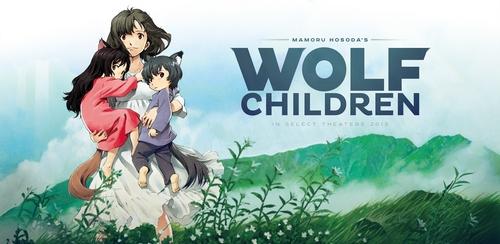 My favourite is wolf Children :)