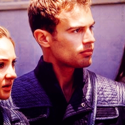 my yummy Theo from the side<3