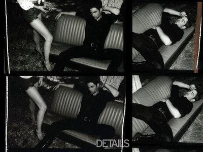 Chris's sexy Details magazine photoshoot<3