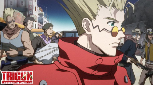 Vash he sticks to his morals through and through and he values life so much that he never kills anyone even if they aim to kill first and values peace over all. he is truely an amazing human being and a wonderful man id marry
