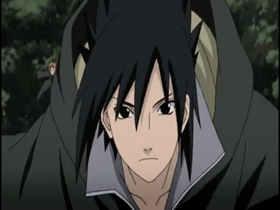 My favourite character is Sasuke Uchiha, but there are plenty of things I don't like about him xD Just because he's my favourite, doesn't mean he's perfect. I mainly dislike his stubbornness, his somewhat foolish choices (however these can be pinned to his emotional state of mind due to what has happened to him), he shows little to no interest in romance, and that he cares way too much about having to be better than Naruto.