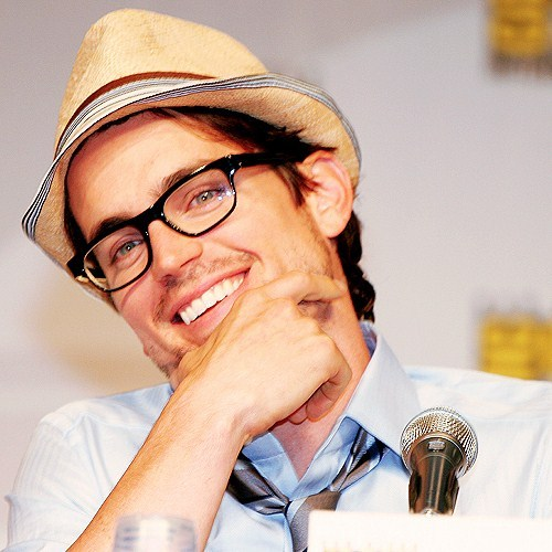 Happy Matt (Comic Con 2010) <33333