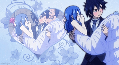 I ship Gruvia. Cause their love story is balanced and they are مزید shudder than NaLu. (Sorry if I offended you) But I ship NaLu too but I ship مزید Gruvia ^_^