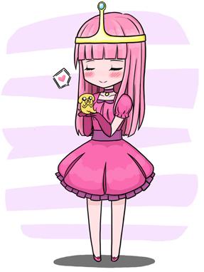 It's so cute. <3