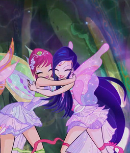 Musa is my 1rst 가장 좋아하는 Winx Club character, while Tecna is my 2nd 가장 좋아하는 Winx Club character. So yes, I do like both of them.