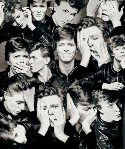 Heroes Bowie