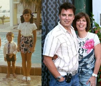 John and Carole :3
