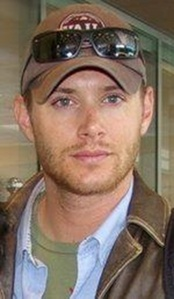 Jensen is not quite 4 years older than me