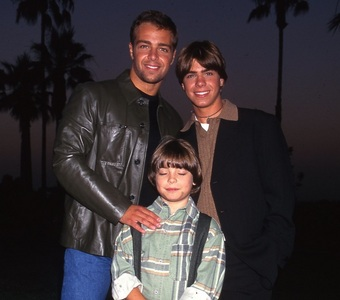 Matthew and his 2 brothers <33333