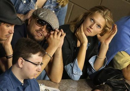 Leo and Toni Garrn <33333