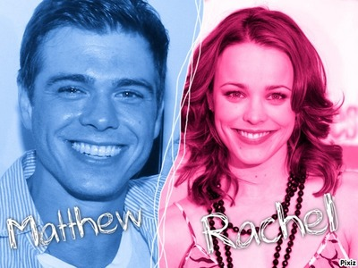 My modifica of Matthew and Rachel <33333333