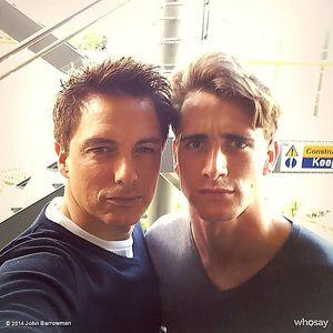 John & Ross!