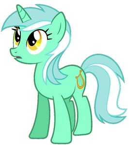 I got plus than one favori pony-Pinkie, Flutters, Rainbow, AJ, Lyra, and Luna!