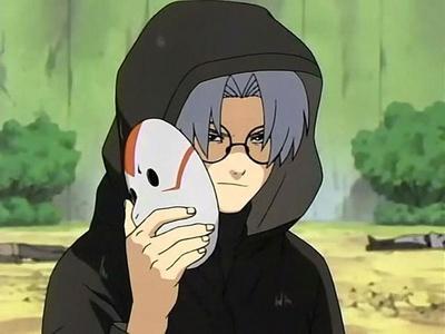 Kabuto from Naruto