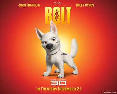 Bolt! It was really good.