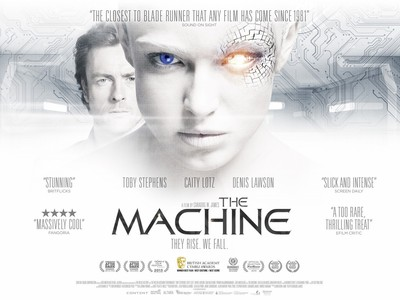 The Machine with Caity Lotz!! Well worth a watch