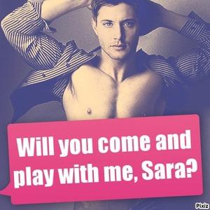 Go, Jensen!!!!! :D