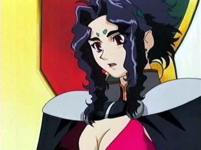 Ryoko Balta is a 太空 pirate captain in Tenchi Muyo! GXP