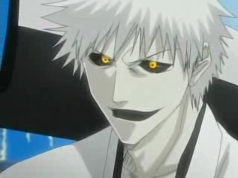 Hollow Ichigo aka Zangetsu Spirit from Bleach