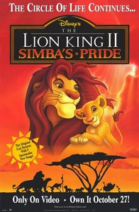 My first was probably Lion King, or a Princess movie or something. My favorito though is