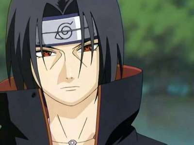 Itachi Uchiha (Naruto Shippuden) well every one knows about his dark past..what all he went through.what all he sacrificed........i dont have to tell u guyz...bcz u already know.........he he he heh..