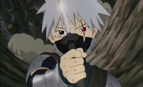 There are LOTS I could list... But, since the last few নারুত Shippuden episodes have been about his past, I shall post কাকাসি Hatake.