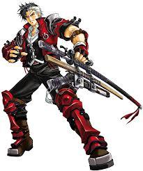 Reiji of Mugen no Frontier!!!! AW!!!!!!!