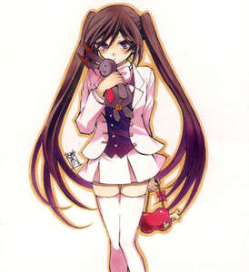 Alice from Pandora Hearts (Only in 1 episode!)